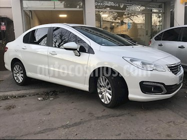 Foto venta Auto usado Peugeot 408 Allure Plus THP (2015) color Blanco precio $470.000