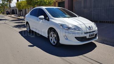 Foto venta Auto Usado Peugeot 408 Feline HDi (2012) color Blanco precio $265.000
