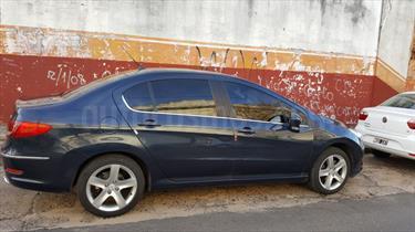 Foto venta Auto Usado Peugeot 408 Feline HDi (2013) color Azul Bourrasque precio $280.000