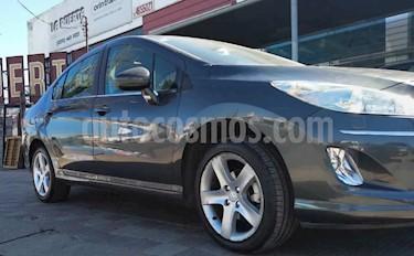 Foto venta Auto usado Peugeot 408 Feline (2014) color Gris Oscuro precio $399.000