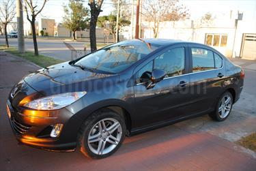 Foto venta Auto Usado Peugeot 408 Sport 2014/15 (2015) color Gris Grafito precio $345.000