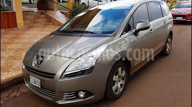 Foto venta Auto Usado Peugeot 5008 1.6 THP Allure MT6 (156cv) (2013) color Beige precio $360.000