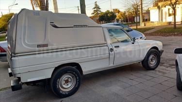 Foto venta Auto Usado Peugeot 504 Pick Up G (1994) color Blanco / Gris Urbano precio $70.000