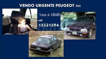 foto Peugeot 505 2.0