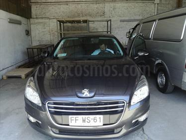 Foto venta Auto usado Peugeot 508 Active Pack 2.0L HDi Aut   (2013) color Gris Oscuro precio $12.550.000