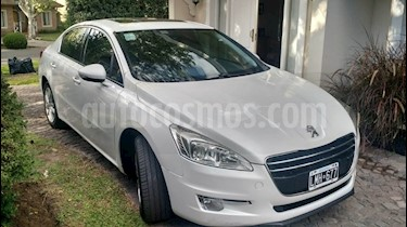 Foto venta Auto Usado Peugeot 508 Allure 1.6 THP (2012) color Blanco Nacre precio $320.000