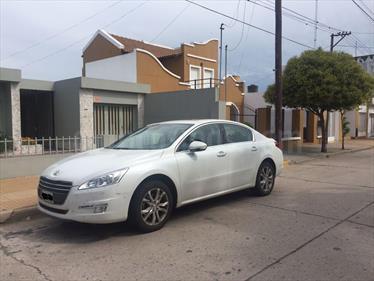 Foto venta Auto Usado Peugeot 508 Feline 1.6 (2013) color Blanco Nacre precio $420.000