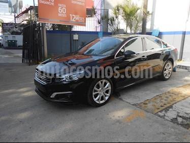 Foto venta Auto Usado Peugeot 508 Feline (2016) color Negro precio $299,000