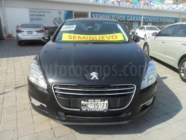 Foto venta Auto Usado Peugeot 508 Allure (2012) color Negro Perla precio $160,000