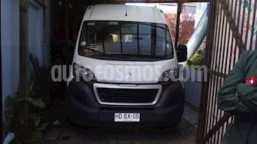 Peugeot Boxer L3H2 2.2L Minibus 17 Pas usado (2015) color Blanco precio $16.400.000