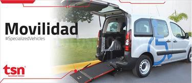 Foto venta Auto usado Peugeot Partner Tepee 5 pas. (2017) color A eleccion precio $468,128