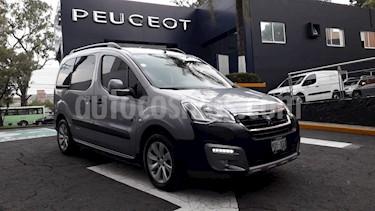Foto venta Auto Seminuevo Peugeot Partner Tepee Outdoor 7 pas. (2016) color Gris precio $239,900