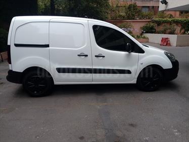 Peugeot Partner 1.6L Diesel Ac usado (2016) color Blanco Banquise precio $8.000.000