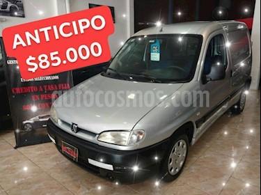Foto venta Auto Usado Peugeot Partner Furgon 1.4 GNC (2006) color Gris Claro precio $85.000