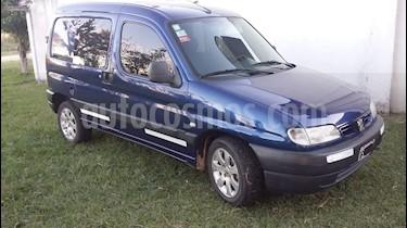 Foto venta Auto Usado Peugeot Partner Furgon 1.9 DSL (2006) color Azul precio $153.000