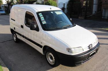 Foto venta Auto Usado Peugeot Partner Furgon Confort1.9 D PLC (2008) color Blanco precio $140.000