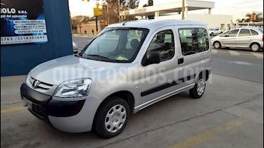 Foto venta Auto Usado Peugeot Partner Furgon GNC 1.4 (2013) color Gris Claro precio $269.000