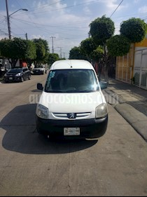 Foto venta Auto Seminuevo Peugeot Partner Furgon PLC Pack (2009) color Blanco precio $68,000