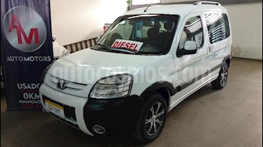 Foto venta Auto Usado Peugeot Partner Patagonia 1.6 HDi VTC Plus (2013) color Blanco precio $298.000