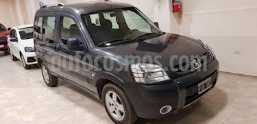 Foto venta Auto Usado Peugeot Partner Patagonia 1.6 VTC Plus (2015) color Gris Oscuro precio $390.000