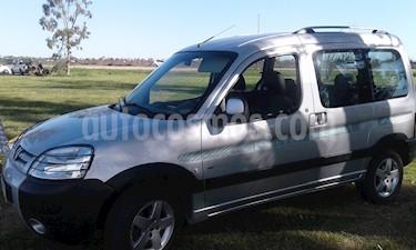 Foto venta Auto Usado Peugeot Partner Patagonica 1.6 HDi VTC Plus (2016) color Gris Aluminium precio $460.000