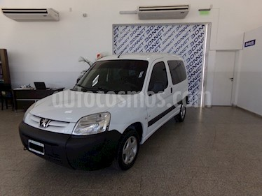 Foto venta Auto Usado Peugeot Partner Patagonica 1.6 HDi (2011) color Blanco Banquise