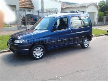Foto venta Auto Usado Peugeot Partner Patagonica 1.8 (2000) color Azul precio $130.000