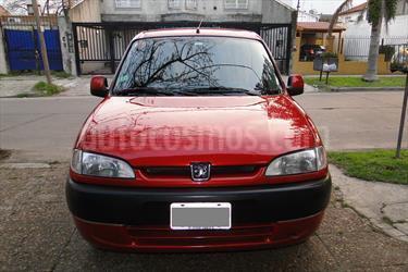 Foto venta Auto Usado Peugeot Partner Patagonica DSL Full (2006) color Rojo precio $160.000