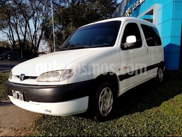 Foto venta Auto Usado Peugeot Partner Patagonica (2008) color Blanco precio $150.000