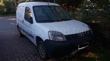 Foto venta Auto usado Peugeot Partner Tole 1.6L Diesel PL  (2008) color Blanco precio $2.100.000