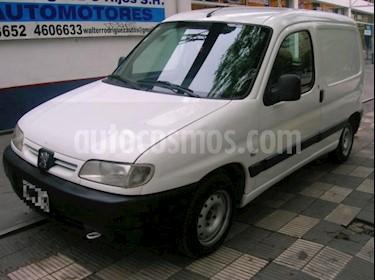 Foto venta Auto Usado Peugeot Partner Urbana 1.9 D Confort (2008) color Blanco