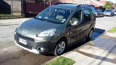 Foto venta Auto usado Peugeot Tepee 1.6L HDi Full 7Pas (2013) color Verde precio $8.200.000