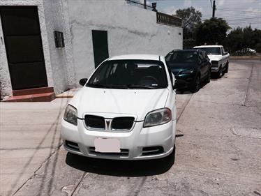 Foto venta Auto usado Pontiac G3 1.6L Paq B (2008) color Blanco Galaxia precio $61,000