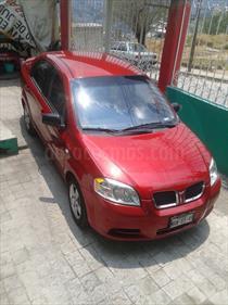 Foto venta Auto Seminuevo Pontiac G3 1.6L Paq B (2008) color Rojo Autentico precio $65,000