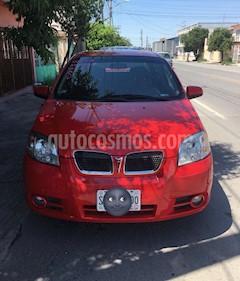 Foto venta Auto usado Pontiac G3 1.6L Paq B (2008) color Rojo precio $83,000