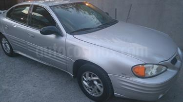 Foto venta Auto Seminuevo Pontiac Grand Am SE F (2002) color Gris precio $25,000
