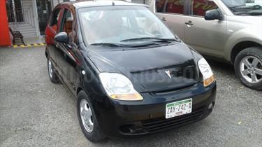 Foto venta Auto usado Pontiac Matiz A (2008) color Negro precio $69,000