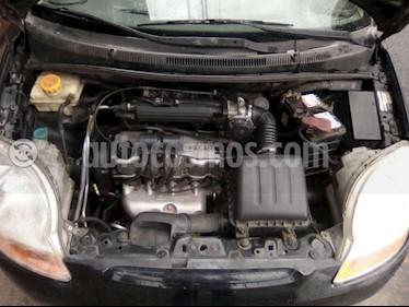 Foto venta Auto Usado Pontiac Matiz B (2006) color Negro precio $40,000