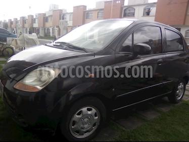 Foto venta Auto Seminuevo Pontiac Matiz B (2006) color Negro precio $40,000