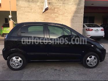 Foto venta Auto usado Pontiac Matiz E (2009) color Negro precio $63,000