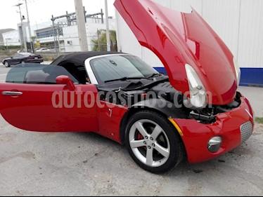 Foto venta Auto Seminuevo Pontiac Solstice Convertible Paq. F (2008) color Rojo precio $140,000