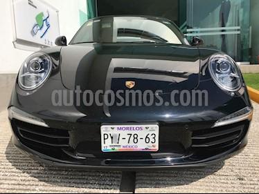 Foto venta Auto Seminuevo Porsche 911 Targa 4S (2016) color Negro precio $2,050,000
