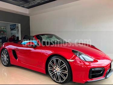 Foto venta Auto usado Porsche Boxster GTS 3.4L PDK (2015) color Rojo precio $1,139,000