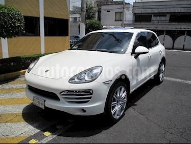 Foto venta Auto Seminuevo Porsche Cayenne 3.6L Tiptronic (2011) color Blanco Arena precio $449,900