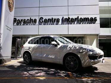 Foto venta Auto Seminuevo Porsche Cayenne S 4.8L (2011) color Blanco precio $520,000