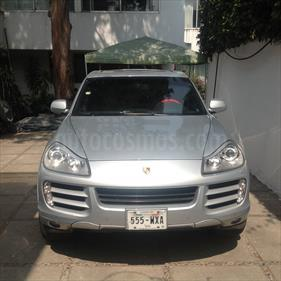 Foto venta Auto usado Porsche Cayenne S 4.8L (2009) color Gris Meteoro precio $460,000