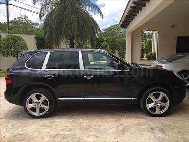 Foto venta Auto Seminuevo Porsche Cayenne  S (2008) color Negro precio $295,000