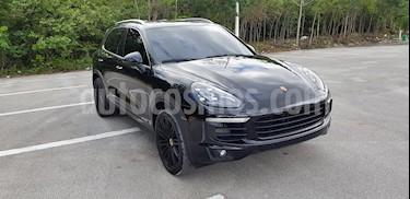 Foto venta Auto Seminuevo Porsche Cayenne S (2018) color Negro precio $1,350,000