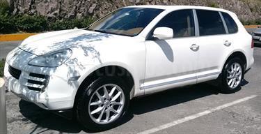 Foto venta Auto Seminuevo Porsche Cayenne Tiptronic (2008) color Blanco precio $235,000