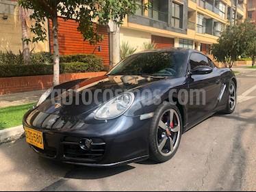 Foto venta Carro usado Porsche Cayman 2007 (2007) color Gris precio $107.500.000